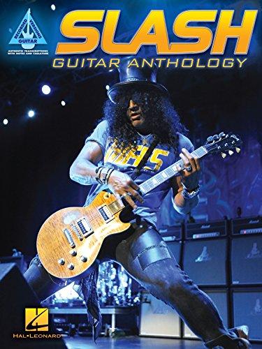 Slash Guitar Anthology (English Edition) eBook: Slash: Amazon.es ...