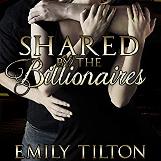 Shared by the Billionaires audiobook cover art