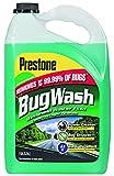 Prestone AS-657 Windshield Washer, 1 gal, Bottle, Clear Green, Liquid