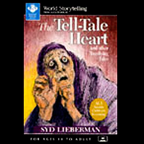 『The Tell-Tale Heart and Other Terrifying Tales』のカバーアート