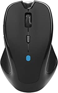ZUKN Bluetooth 3.0 1000-1600CPI Wireless Gaming Mouse Computer Office Home Mouse for Windows 7 / XP/Vista Laptop Notebook