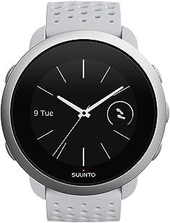 Suunto 3 2020 Edition Fitness Multi Sport Watch with Adaptive Training Guidance (Pebble White)