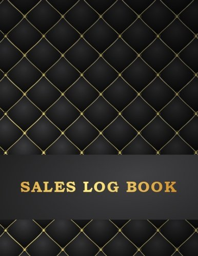 Sales Log Book: Business Record ...