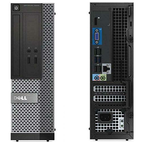 DELL 7020 - Desktop PC Intel Core i5, 4570, 8 GB di RAM, disco 240 GB SSD, Windows 10 Pro Upgrade