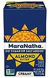 Maranatha No Stir No Sugar or Salt Added Almond Butter Packets, 1.15 Ounce (10...