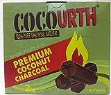 Best COCO Hookah Coals - Hookah Natural Coconut Charcoal 120 Pieces Hexagons Coco Review