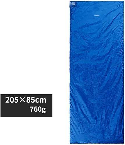 CGQZL Camping Sac de Couchage, Camping Quatre Saisons portable Ultra-léger pour Adulte en été