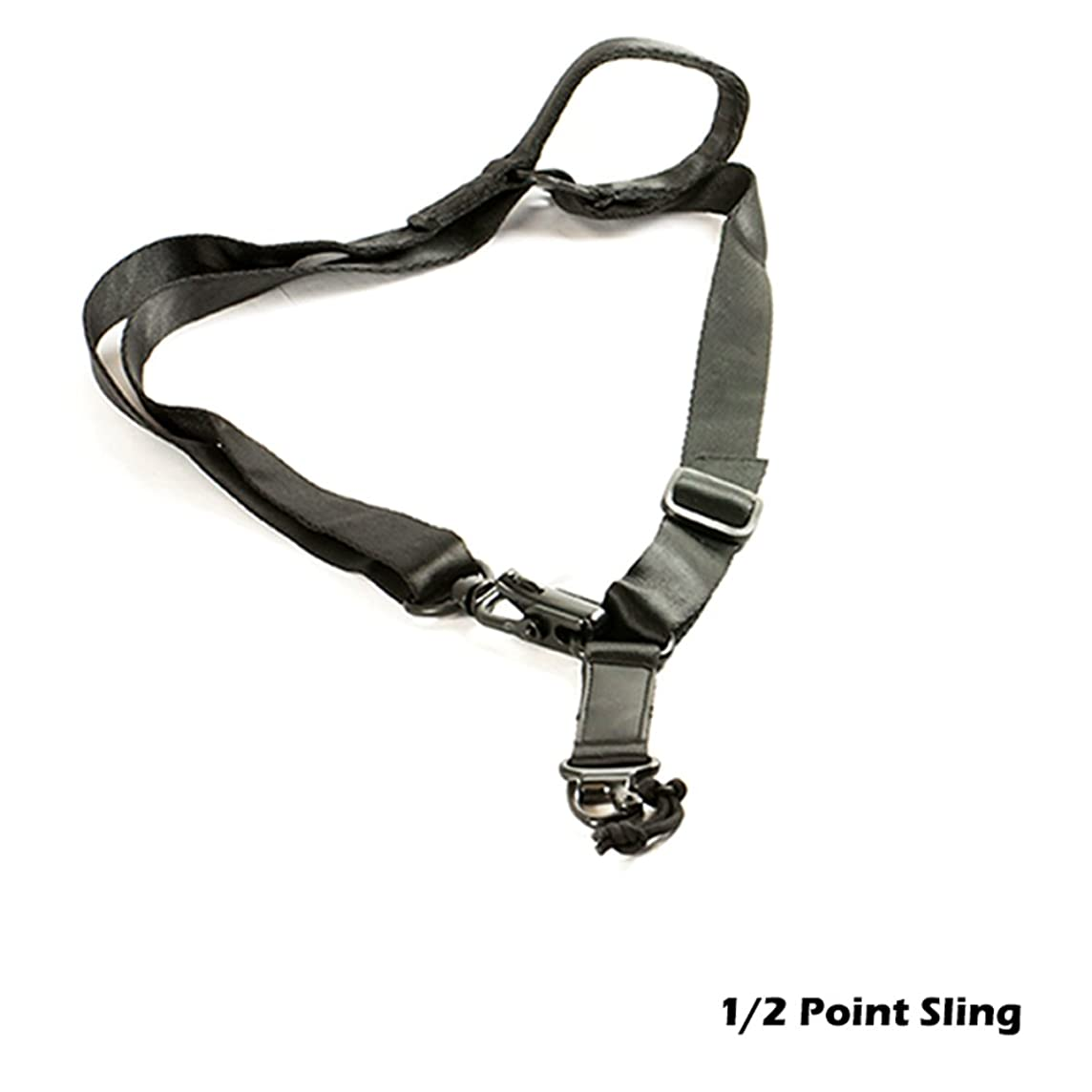 Hunter Select US Tactical Safety Two Points Outdoor Belt Carbine Sling Adjustable Strap, Quick Action Adjustment Systems