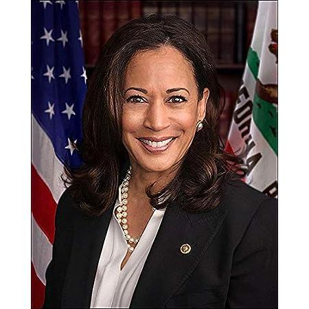 Vice President Kamala Harris photograph glossy A4 print