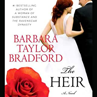 The Heir                   Written by:                                                                                                                                 Barbara Taylor Bradford                               Narrated by:                                                                                                                                 John Lee                      Length: 16 hrs and 15 mins     2 ratings     Overall 3.0