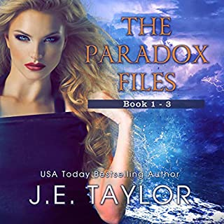 The Paradox Files: Books 1-3 audiobook cover art