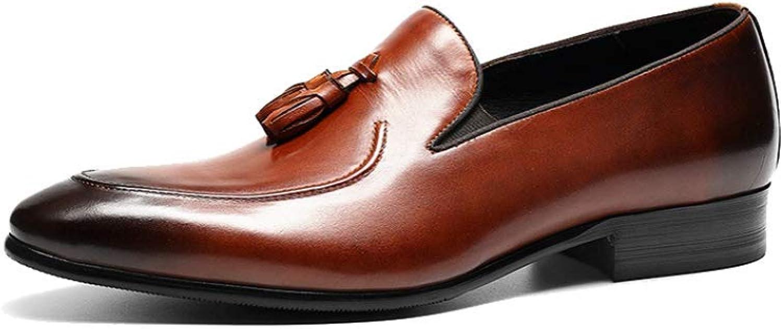 AEYMF Mans höghandgjorda höghandgjorda höghandgjorda skor, Vilda England Mans skor  golvpris