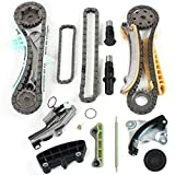 Timing Chains Kit Compatible with 97-11 Ford Mazda Mercury 4.0L 245 SOHC Engine, VIN Code'E''K''N'