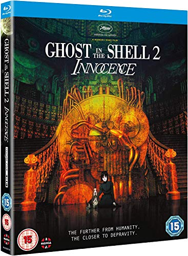 Ghost In The Shell 2: Innocence Blu-ray