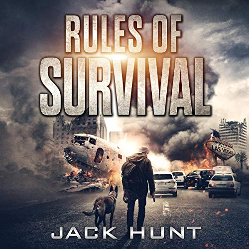 Rules of Survival: A Post-Apocalyptic EMP Survival Thriller     Survival Rules Series, Book 1              By:                                                                                                                                 Jack Hunt                               Narrated by:                                                                                                                                 Miles Meili                      Length: 6 hrs and 54 mins     18 ratings     Overall 4.2