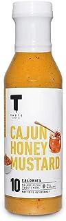 TASTE Cajun Honey Mustard Sauce – 10 Calories Per Serving, All Natural, Vegan, Preservative Free, Keto Friendly, No High F...