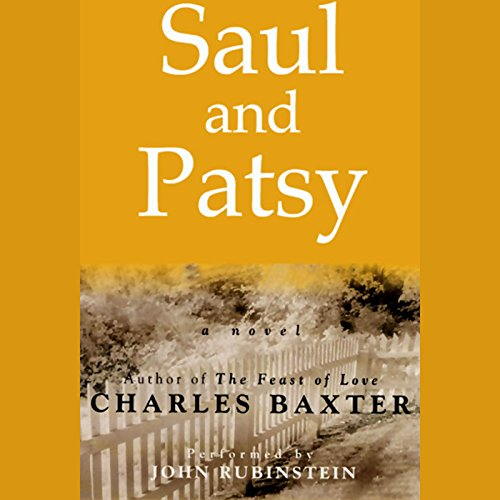 Saul and Patsy audiobook cover art
