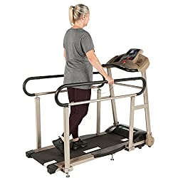 EXERPEUTIC TF2000 Recovery Fitness Walking Treadmill best for the elderly