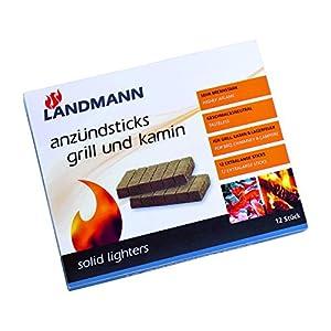 Landmann 140 – Pastillas encendedoras (12 Tiras)