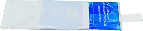3 pièces 12 cm x 29 cm Housse polaire Compresse Froid Chaud Compresseur multiple réutilisable Refroidisseur allant au...