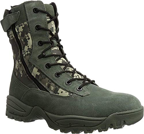 Mil-Tec Tactical Boots Two Zipper at-digital Gr. 11