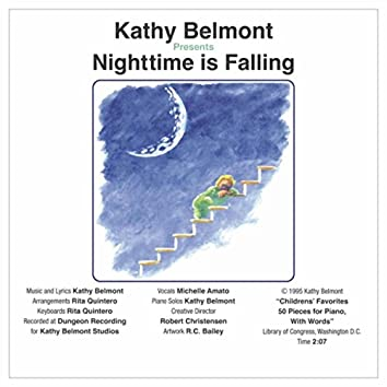 Nighttime Is Falling (feat. Michelle Amato)