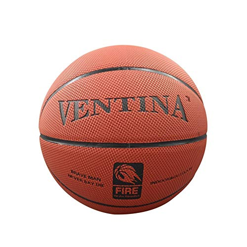 Find Discount Pvnoocy Game Basketball, PU Moisture-Absorbing Anti-Skid Game No. 7 Basketball