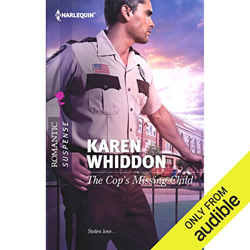 The Cop's Missing Child audiobook cover art