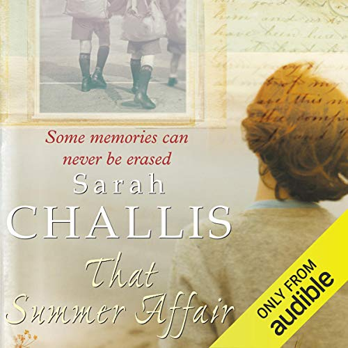 That Summer Affair audiobook cover art