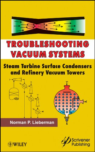 Troubleshooting Vacuum Systems: Steam Turbine Surface Condensers and Refinery Vacuum Towers (English Edition)