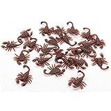 Bihood Gefälschte Skorpion gefälschte Skorpion Bugs Gefälschte Skorpion, die echte Plastik...