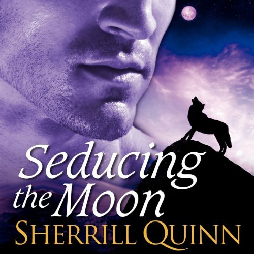 Seducing the Moon audiobook cover art