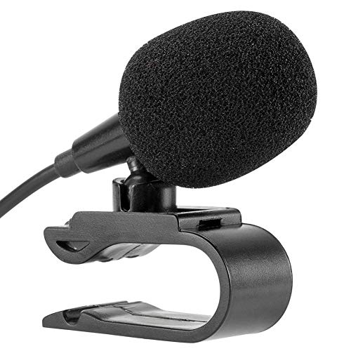 3.5mm Car Audio Jack Microfoon Stereo Bedraad Externe Microfoon