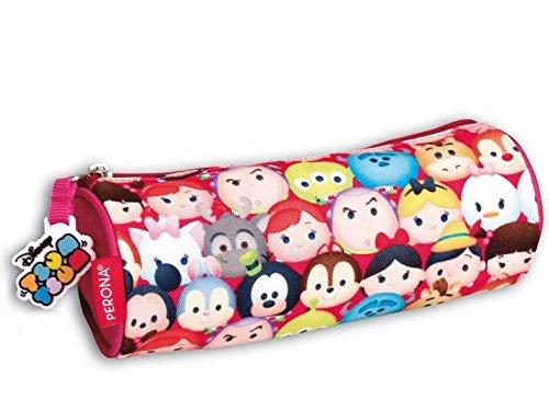 PERONA- Disney Tsum Cotton Estuche Multiuso Portatodo 220 X 70 X 70 Mm Ref. 51700