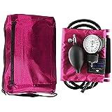 MABIS MatchMates Aneroid Sphygmomanometer Manual Blood Pressure Monitor Kit with Calibrated Nylon...