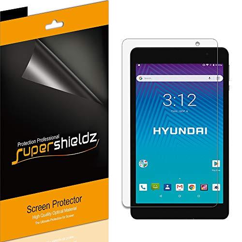 (3 Pack) Supershieldz for Hyundai Koral 8W2 8 inch Tablet Screen Protector, Anti Glare and Anti Fingerprint (Matte) Shield