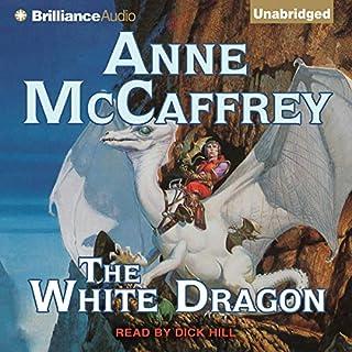 The White Dragon audiobook cover art