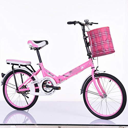 Shhjjyp Bicicleta Plegable Neumáticos 20