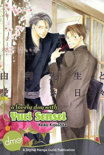 A Lovely Day With Yuri Sensei (Yaoi Manga) (English Edition)