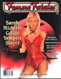 "Femme Fatales Magazine June 30, 2000 - Volume 9 No. 1 - Sarah Michelle Gellar ""Buffy"" Cover"