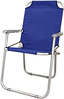 PAPILLON 8044205 Silla Playa Metal Anafi Azul