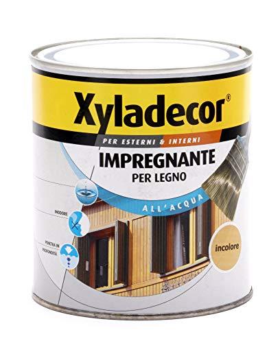 XYLADECOR IMPREGNANTE ALL  ACQUA INCOLORE 750ML