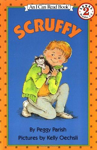 Scruffy (I Can Read Level 2)の詳細を見る