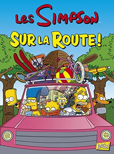Les Simpson - tome 22 Sur la route ! (22)