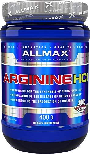 ALLMAX Nutrition Arginine HCI, 14 oz (400 g)
