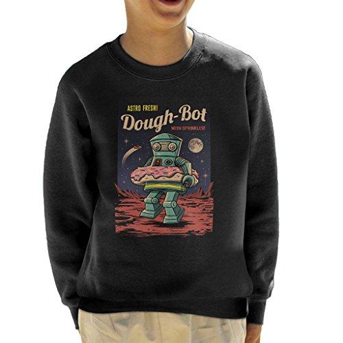 Dough Bot Kid's Sweatshirt