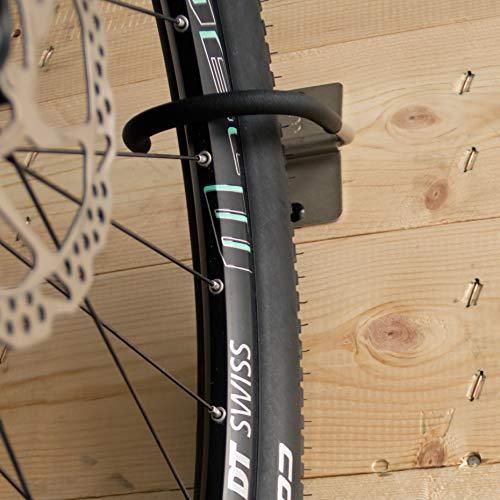 BBB Cycling ParkingHook Fahrradhaken für Fahrräder, BTL-26 - 4