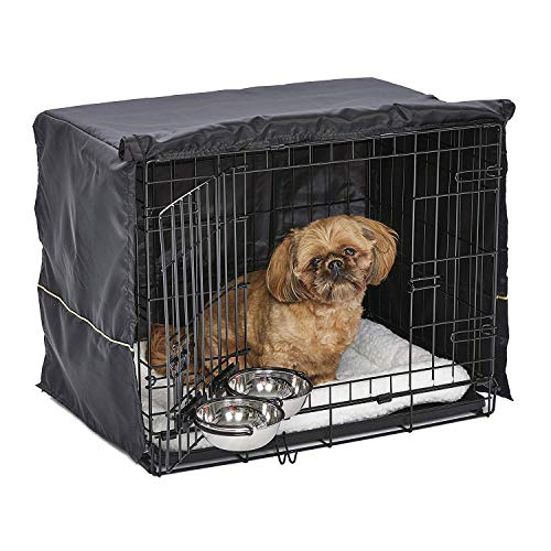 Midwest Homes iCrate Dog Crate Starter Kit