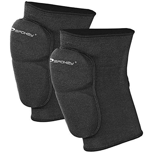 Spokey Knieschoner Damen & Herren | Knee Pads for Women Men | dicke Knieschützer für Volleyball Handball | Snowboard | Skifahren | Gr. L | Switch