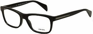 PR19PV Eyeglasses-1AB/1O1 Black-55mm